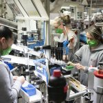 Decline in Industrial Output Slows in June