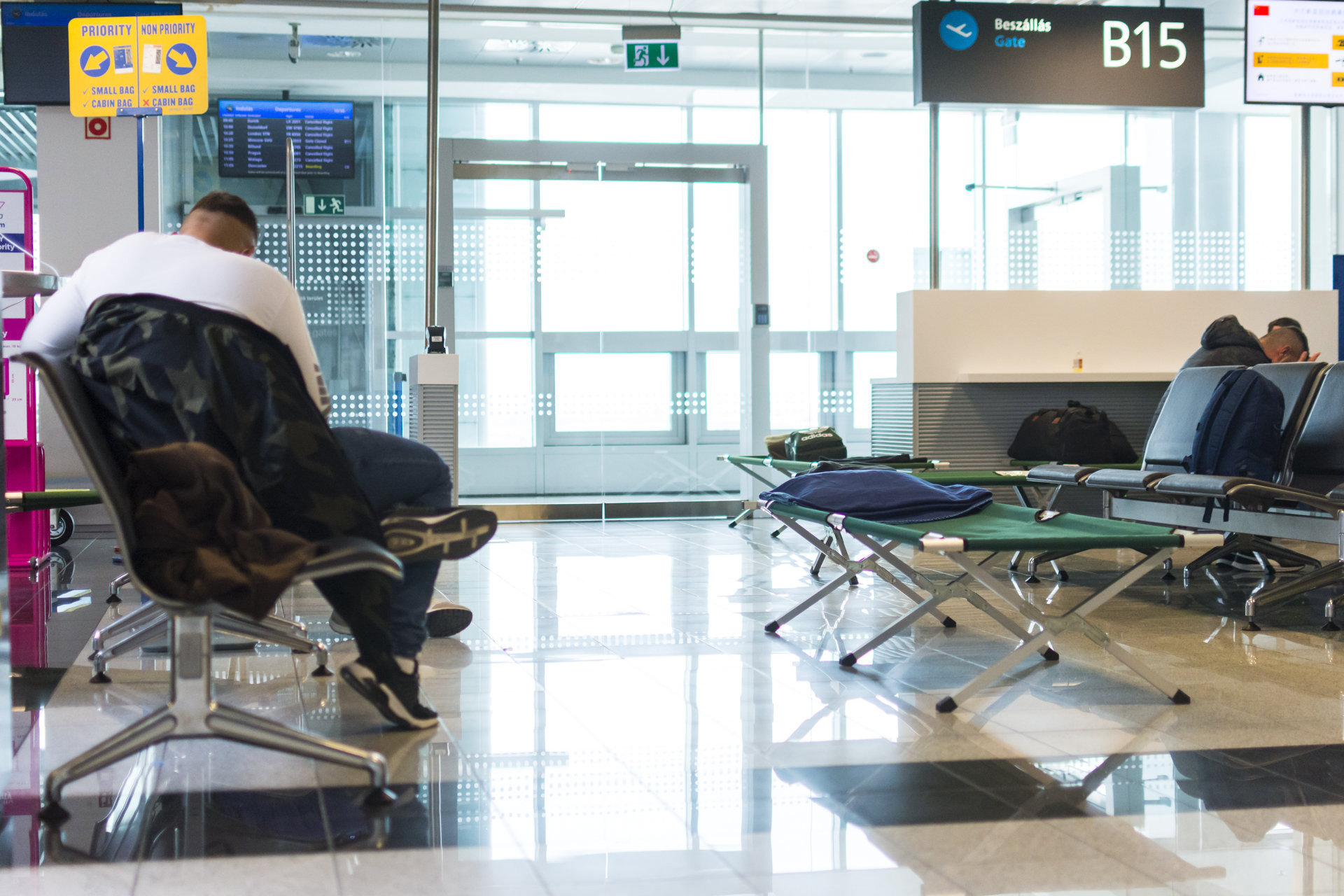 Coronavirus: Budapest Airport Expects Sharp Drop in Passengers post's picture