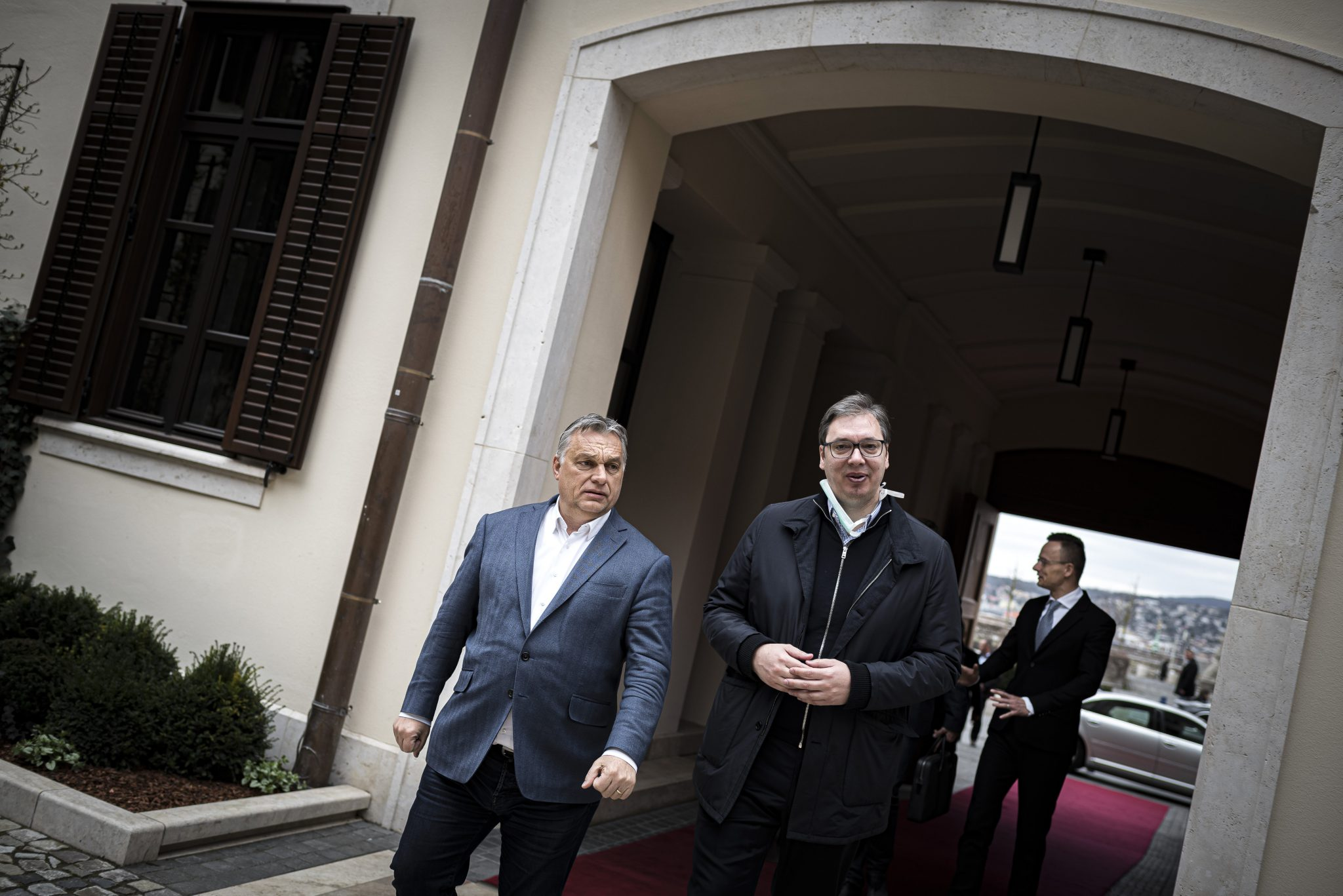 PM Orbán and Serbian President Pledge to Cooperate in Epidemic Response post's picture