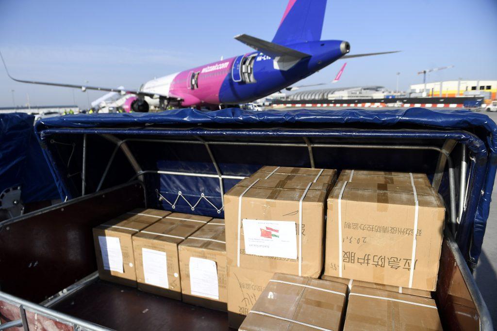 Coronavirus: Hungary Donates Protective Equipment to North Macedonia post's picture