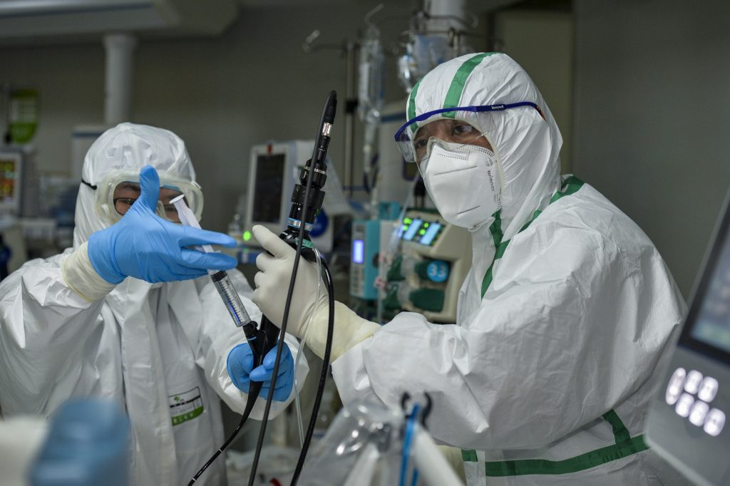 Coronavirus: DK Urges Gov't to Procure Protective Clothing for Medics from China post's picture