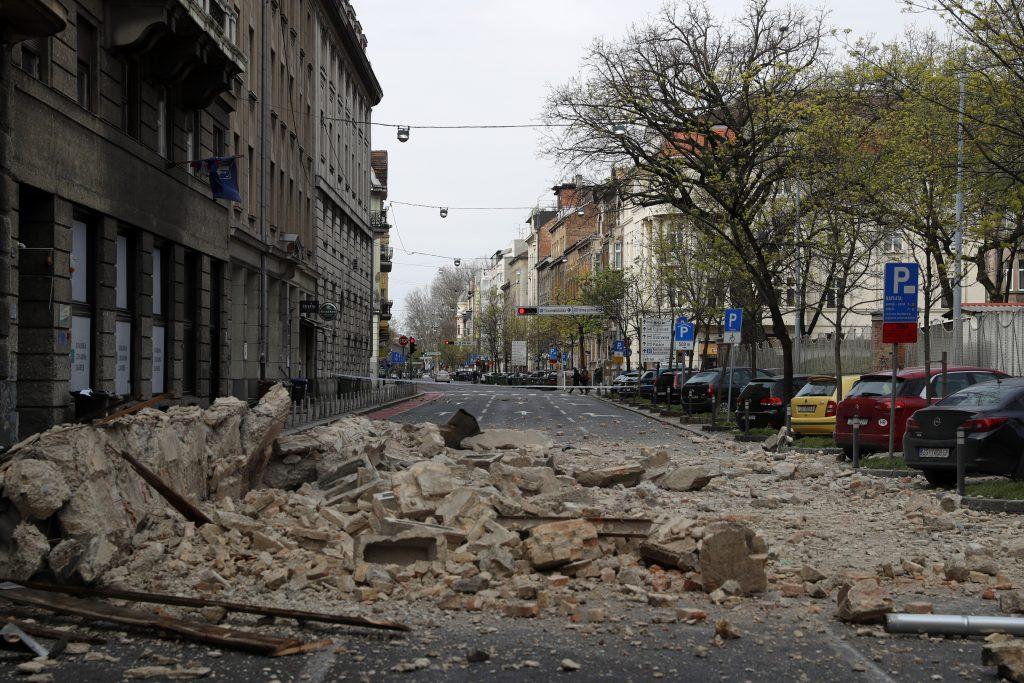 Hungary Offers Help to Croatia After Earthquake post's picture