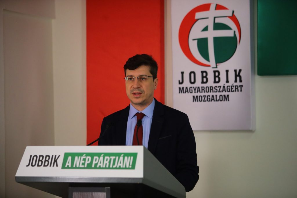 Coronavirus: Jobbik Demands Making Face Mask Use Compulsory post's picture