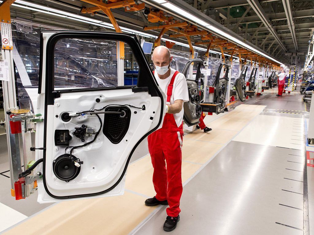Coronavirus: Audi Restarts Vehicle Production at Hungary Base post's picture