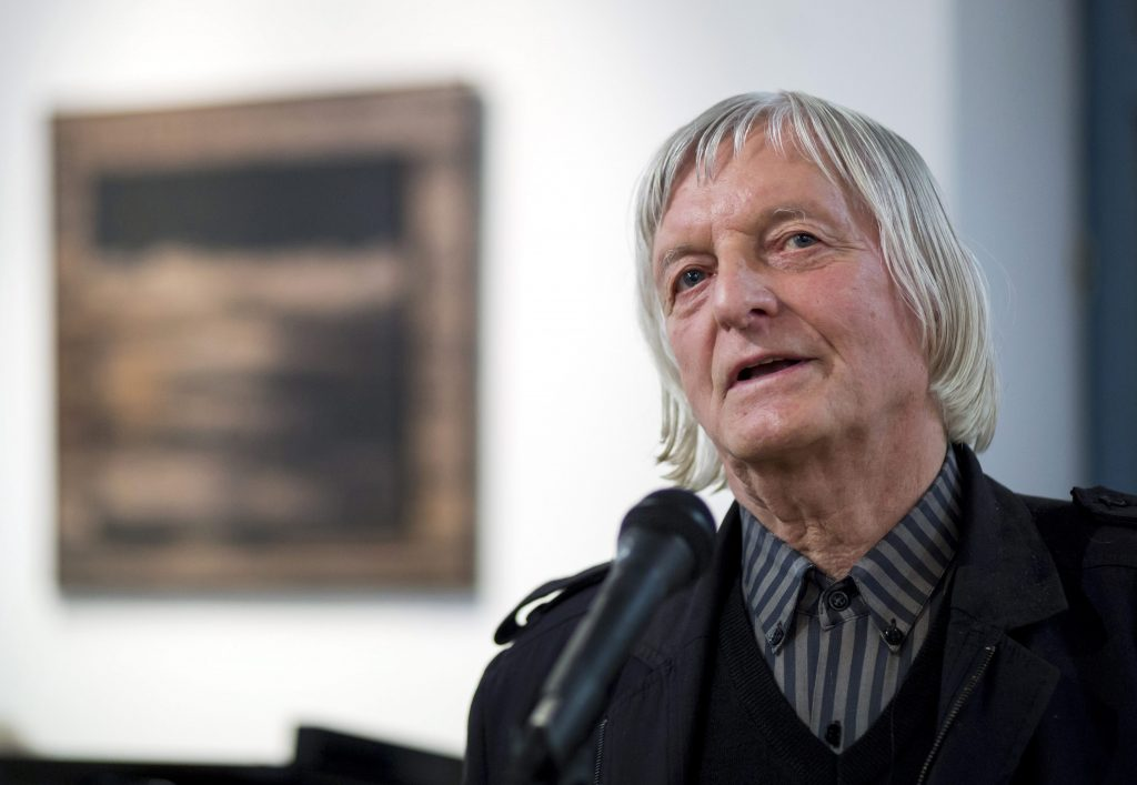 Arts Academy Head Fekete Dies, Aged 87 post's picture