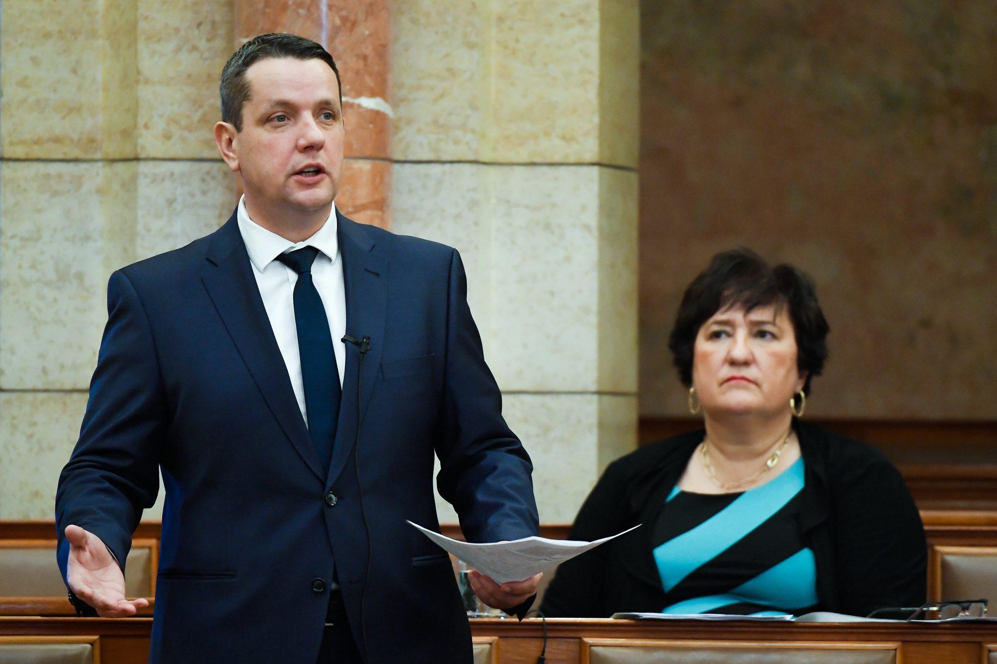 Heated Parliamentary Debate on Budapest-Belgrade Railway Mega-project