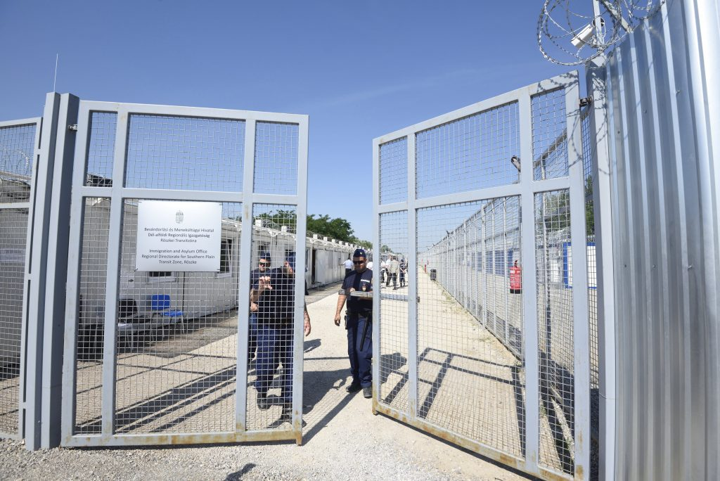 CJEU advocate general: Hungary 'Unlawfully Detaining' Asylum Seekers in Transit Zone post's picture