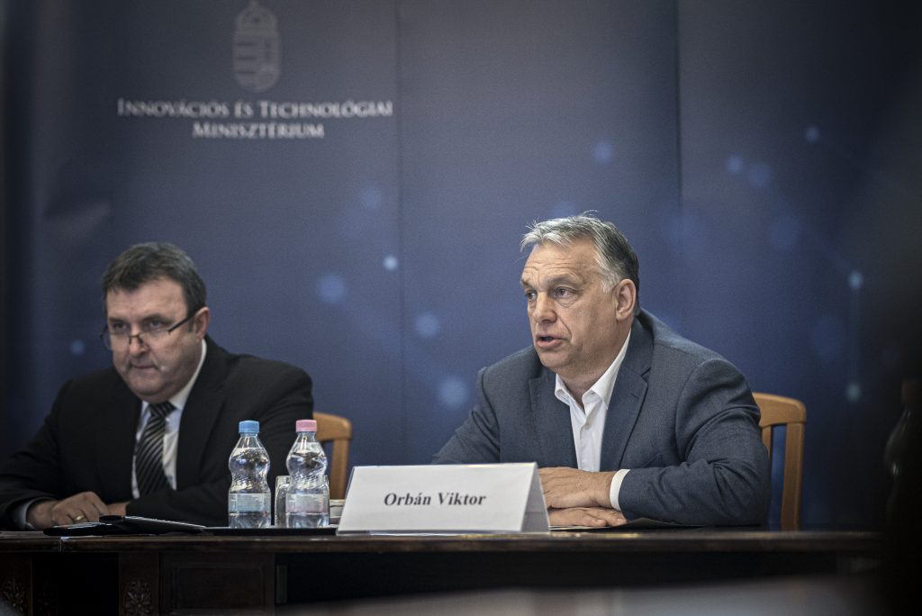 Orbán: Coronavirus to Last for Long Time, Hungary Needs to Stockpile Medicines post's picture