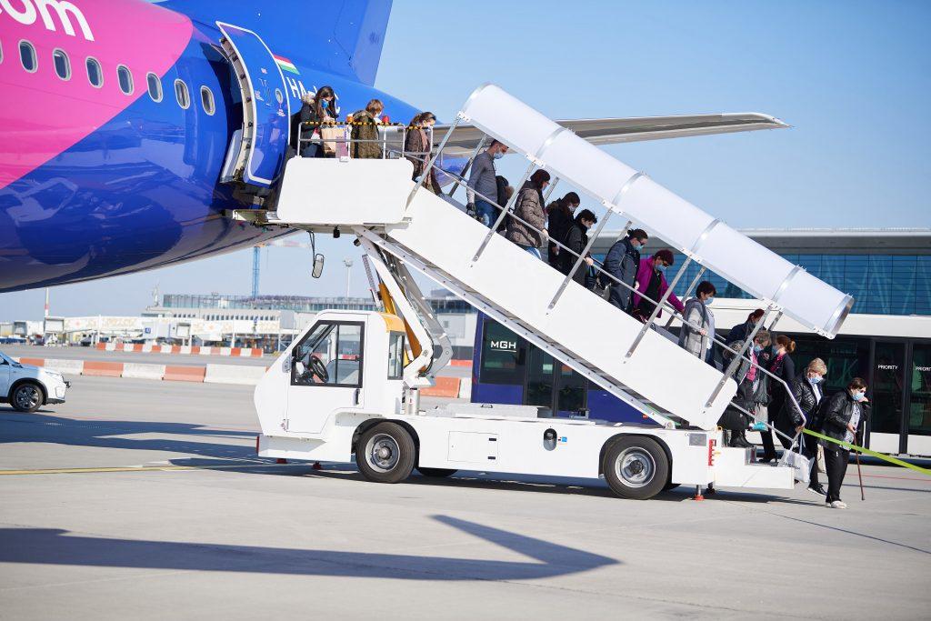 Coronavirus: 240 Hungarians Returns from North America post's picture