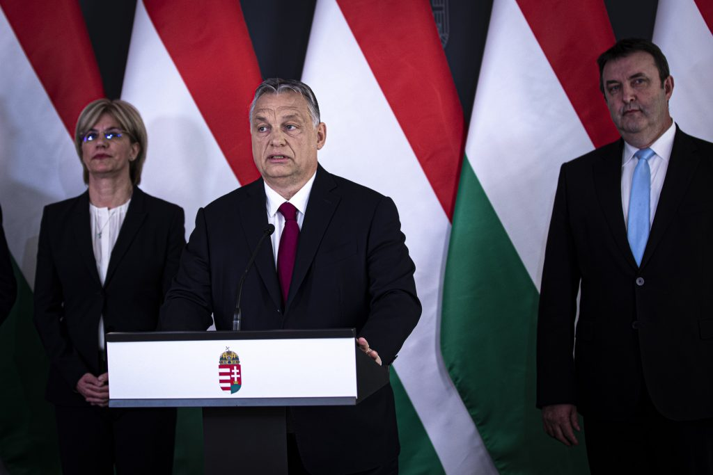 Coronavirus: Orbán Presents 5-point Economic Protection Plan, Announces Extra 13th Month Pension post's picture