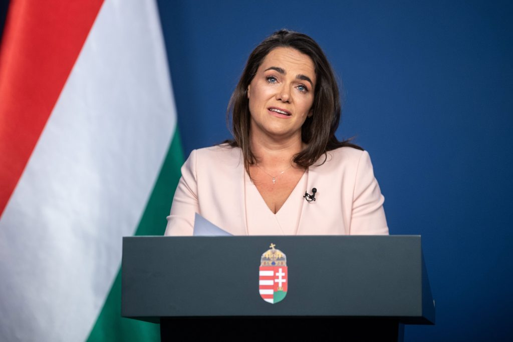 Family Affairs Min Novák: No Plans to Change Abortion Laws in Hungary post's picture