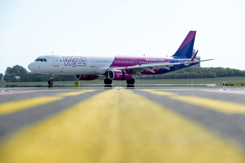 Coronavirus: Wizz Air to Restart 16 Flights from Budapest in May post's picture