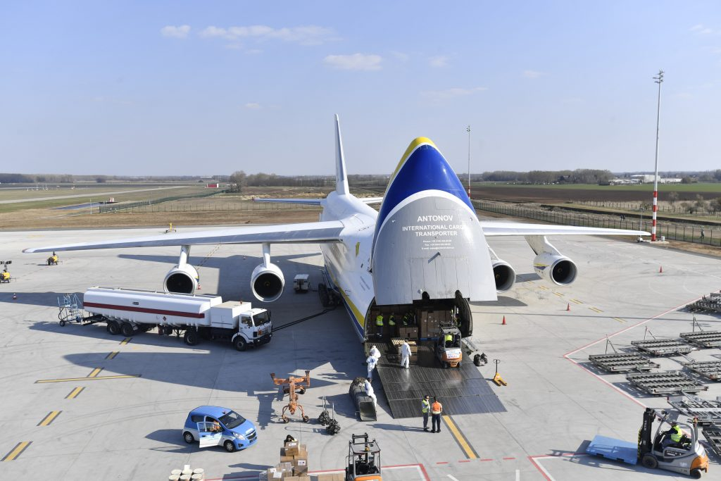 Liszt Ferenc Airport Cargo Volume Jumps 35.9% in First Half of Year post's picture