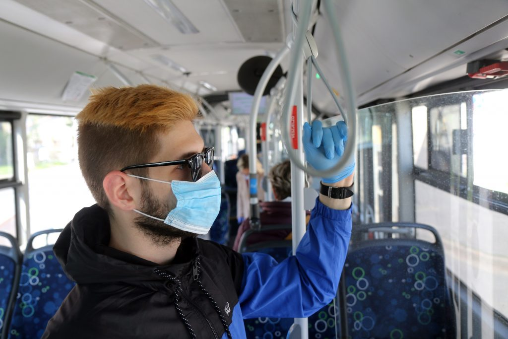 Coronavirus: Mask Compulsory in Budapest Public Transport from Monday post's picture
