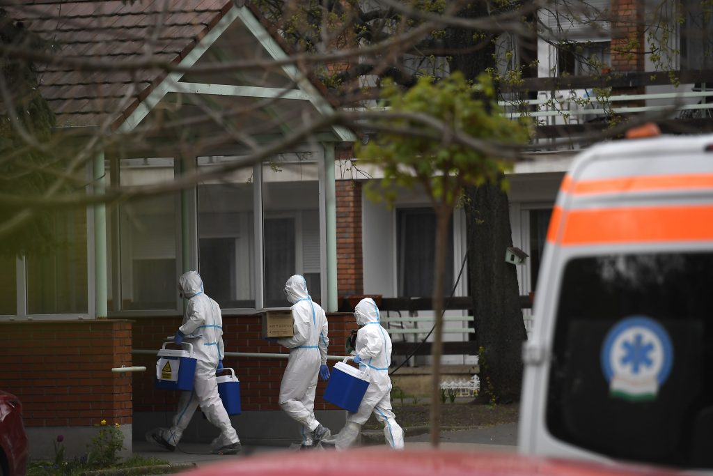 Coronavirus: Virus-Hit Budapest Retirement Home Was Missing Doctors 'for at Least a Week,' says Official post's picture