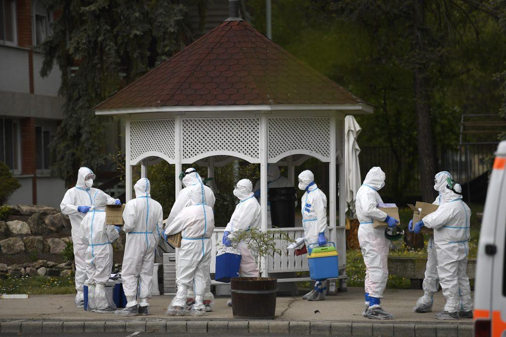 Presence of Coronavirus Confirmed in 27 Retirement Homes post's picture