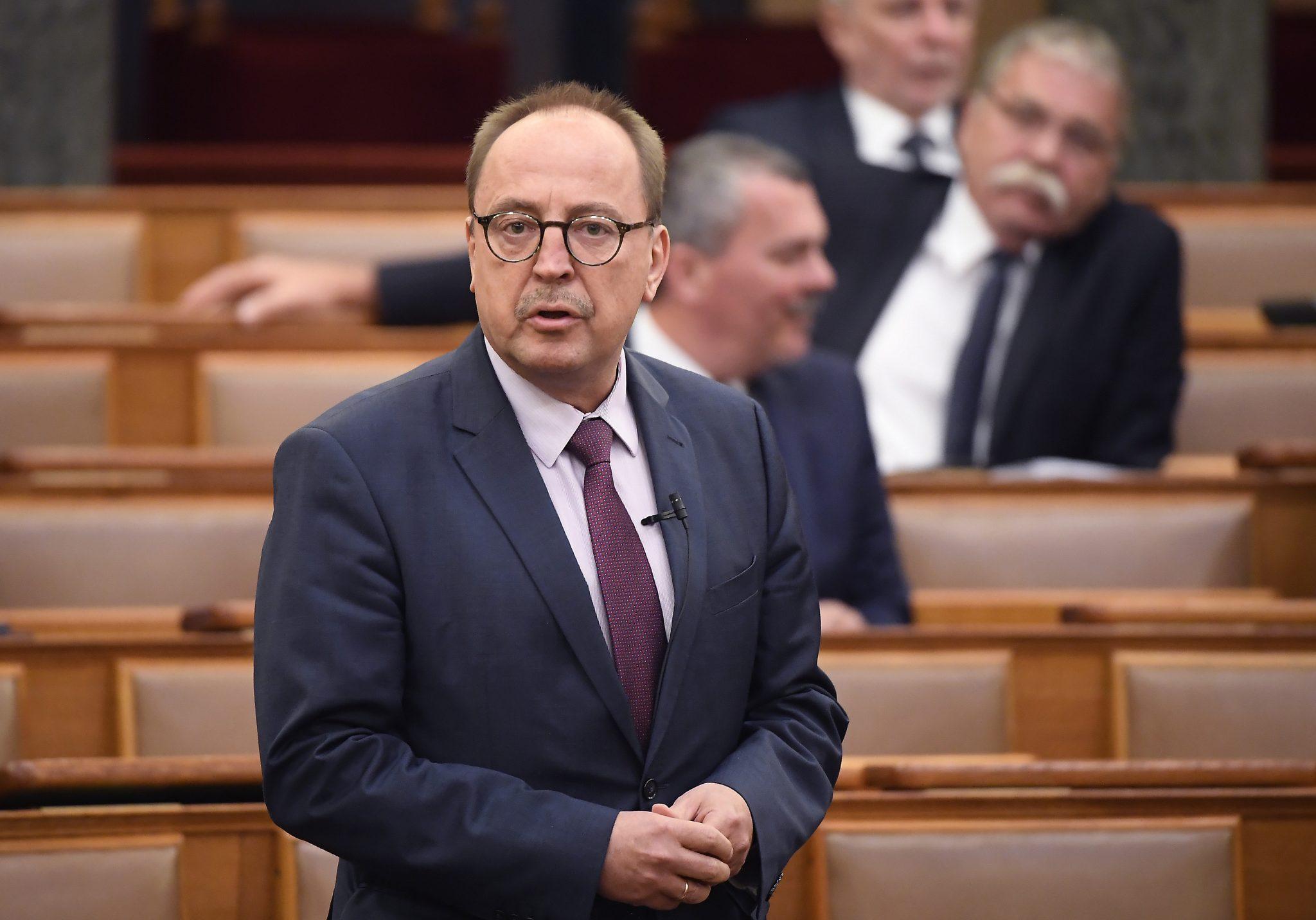 PACE Elects Fidesz MP Zsolt Németh Vice-president