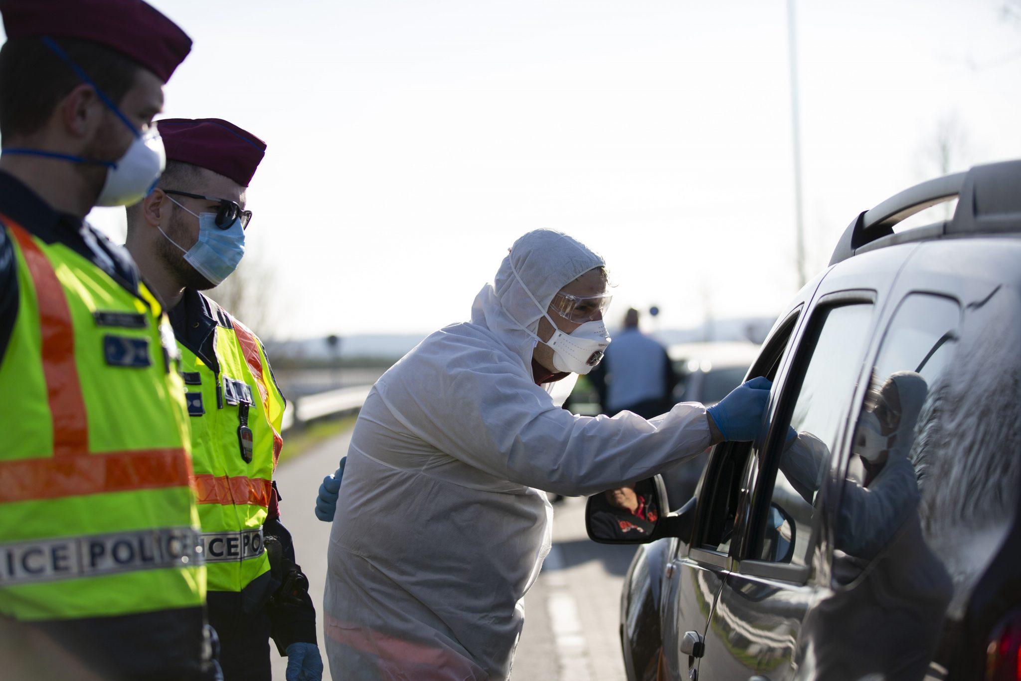 Coronavirus: Border Crossings at Bajánsenye and Kétvölgy Open to Hungarians, Slovenians post's picture