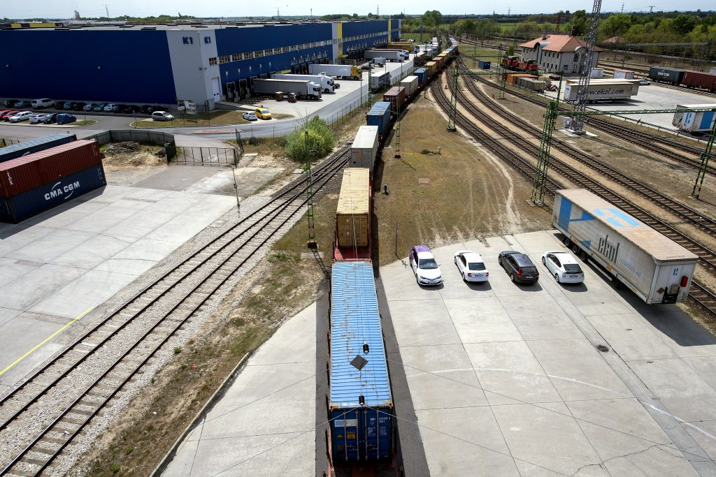 Tenfold Increase in Chinese Rail Freight Traffic at Záhony post's picture