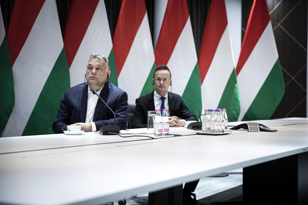 Coronavirus: Orbán Participates in Turkic Council Videoconference post's picture