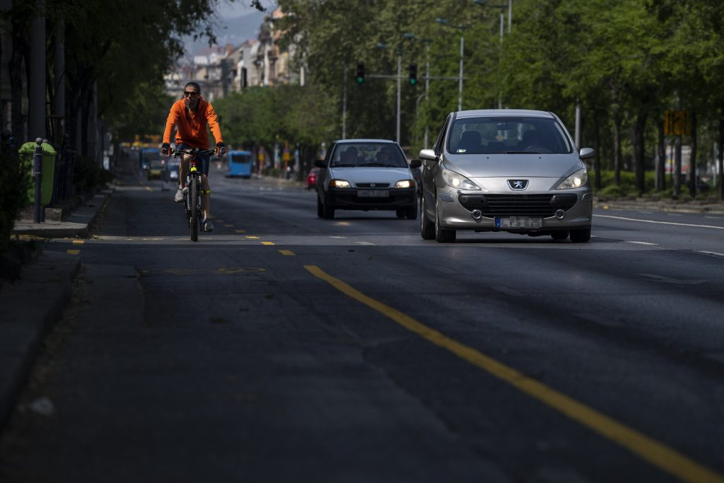 Karácsony: 'Compromise' on Budapest Ring Road Bike Lane post's picture