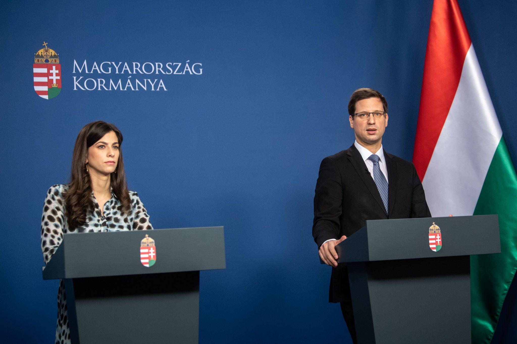 Gov't to Allocate 1345 Billion Forints for Economic Protection post's picture