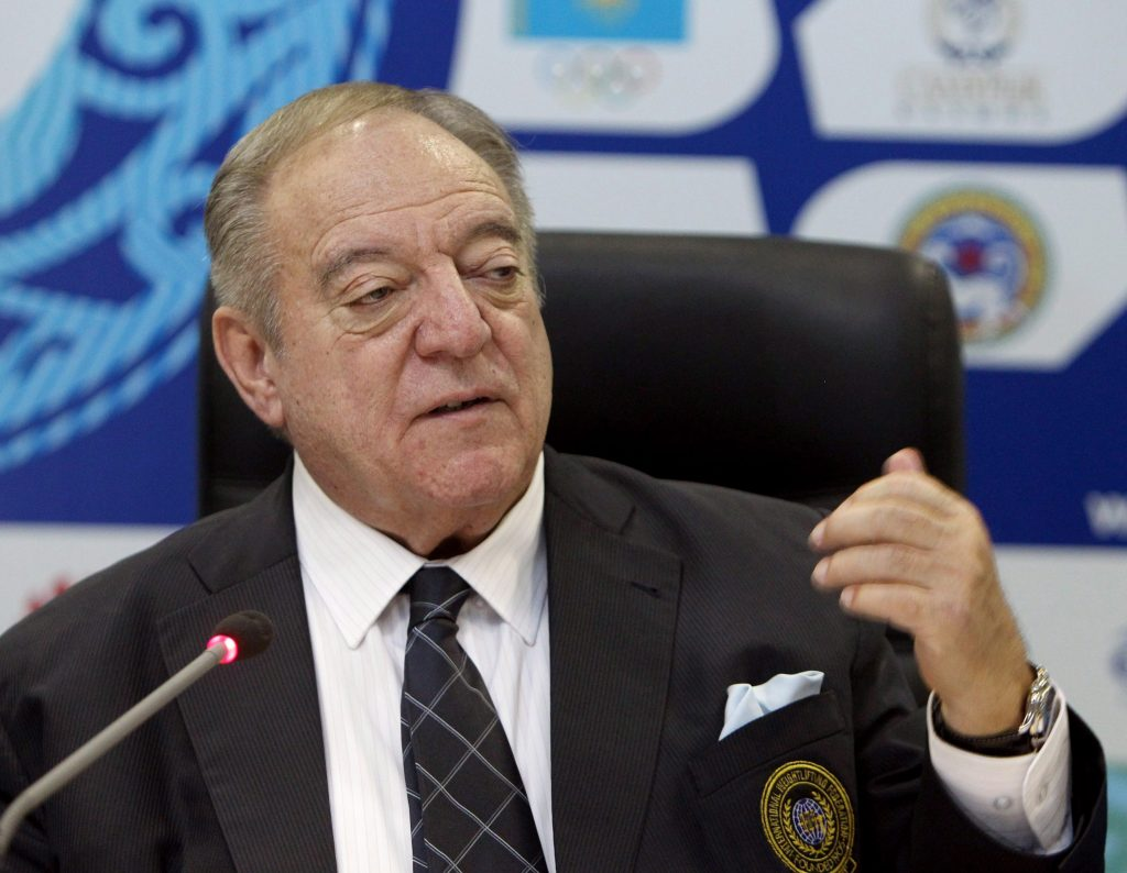 Aján Resigns as IWF Chief Following Doping and Corruption Allegations post's picture