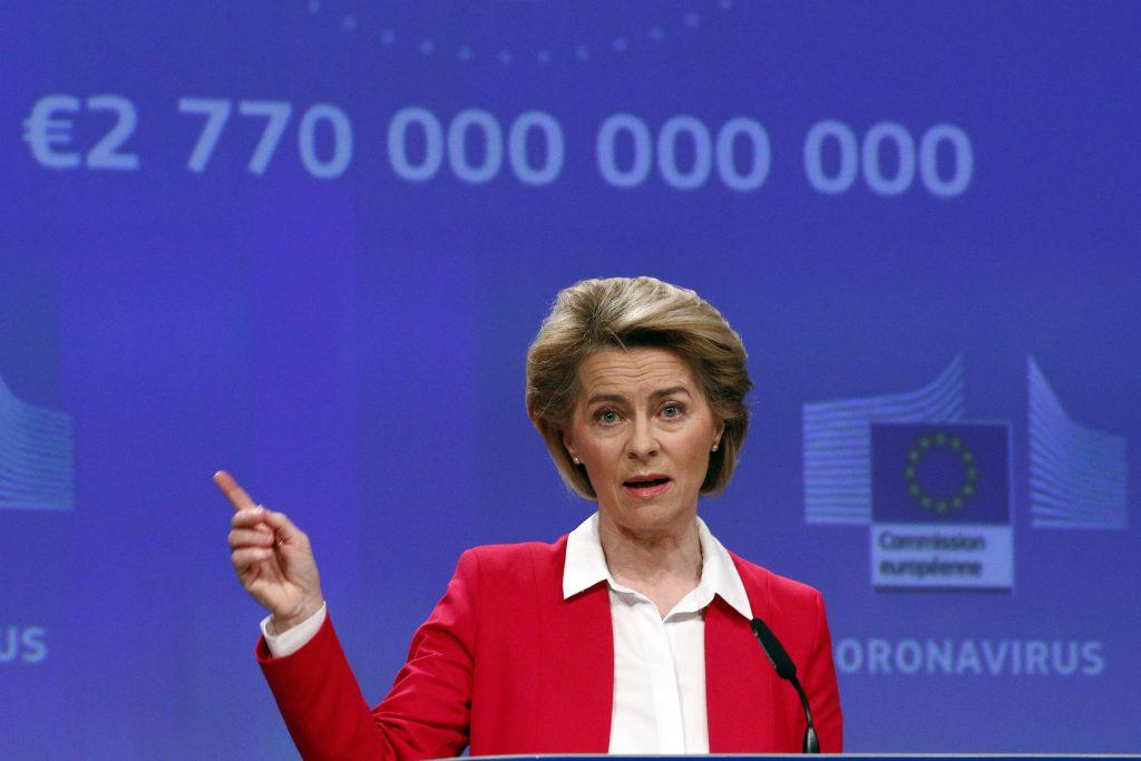 Coronavirus: EC President Calls for New Marshall Plan post's picture