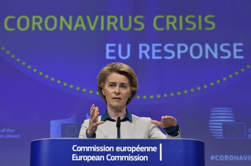 Coronavirus: Von der Leyen Apologizes for EU Lateness, Warns against Populists Pointing Fingers post's picture