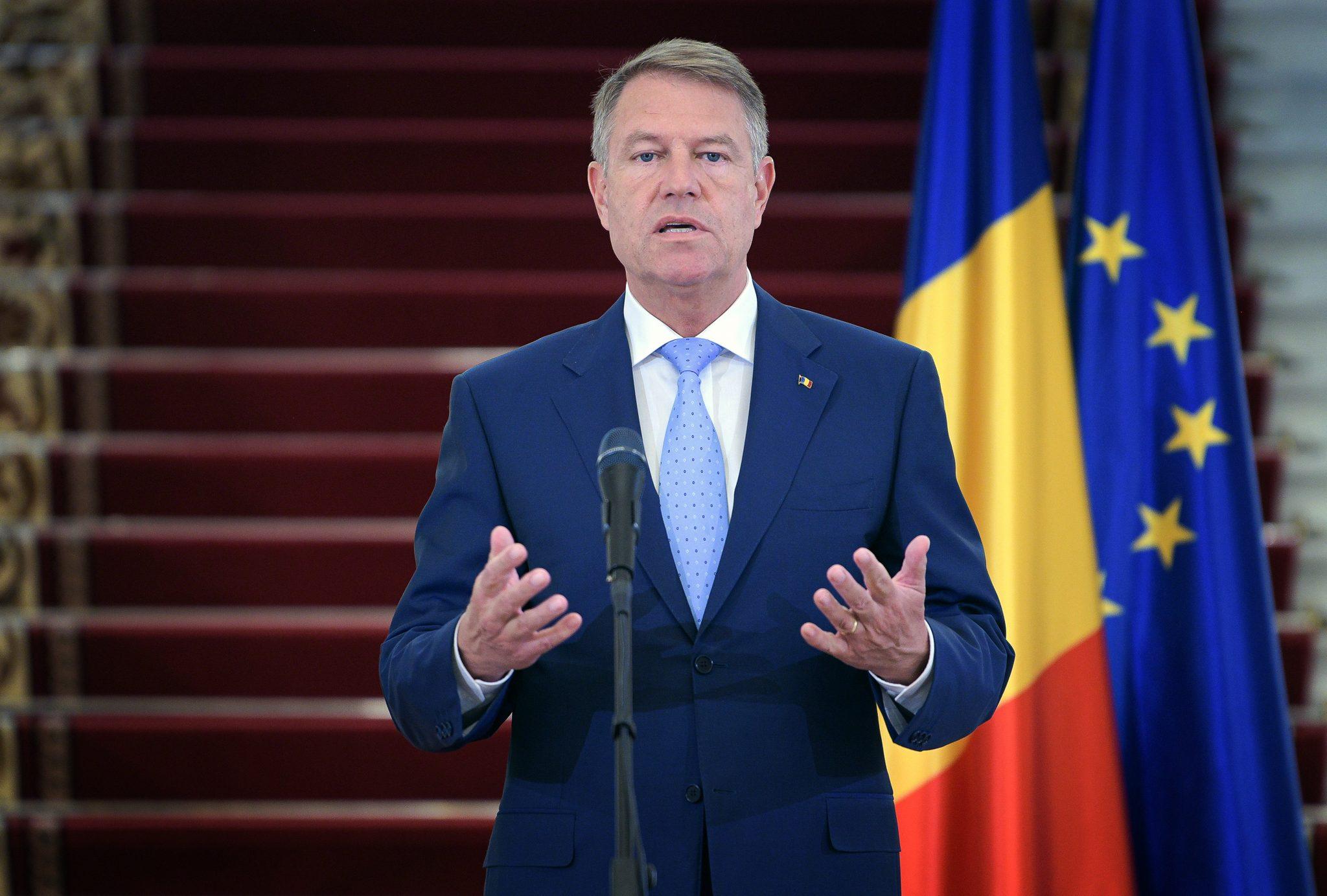Romania President Iohannis Harshly Attacks Szeklerland Autonomy Plans Causing Diplomatic Tension post's picture