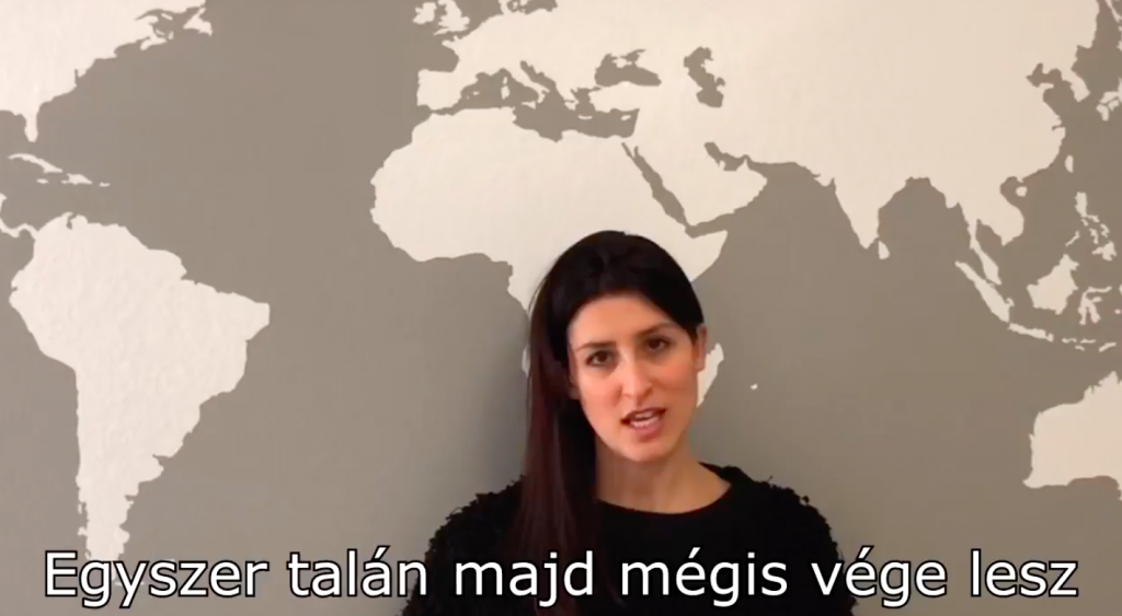 Italian Actors Recite Touching Hungarian Poem from Home Quarantine – Video! post's picture