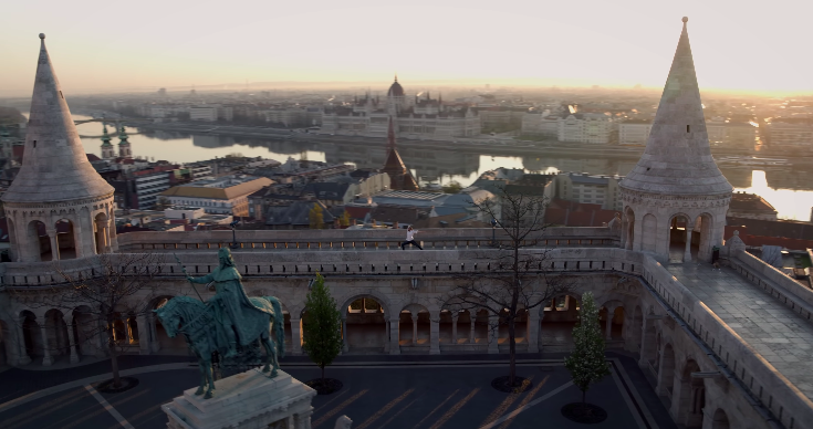 'Budapest Awaits!' – Video of Empty Capital Promises to Welcome People Back After Coronavirus Epidemic post's picture