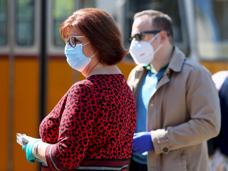 Coronavirus: DK to Hand out 20,000 Masks in Budapest post's picture