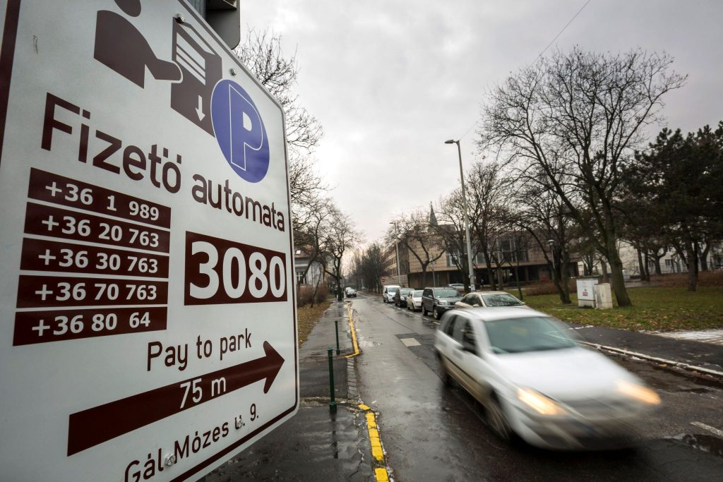 Parking Becoming More Expensive in Budapest post's picture