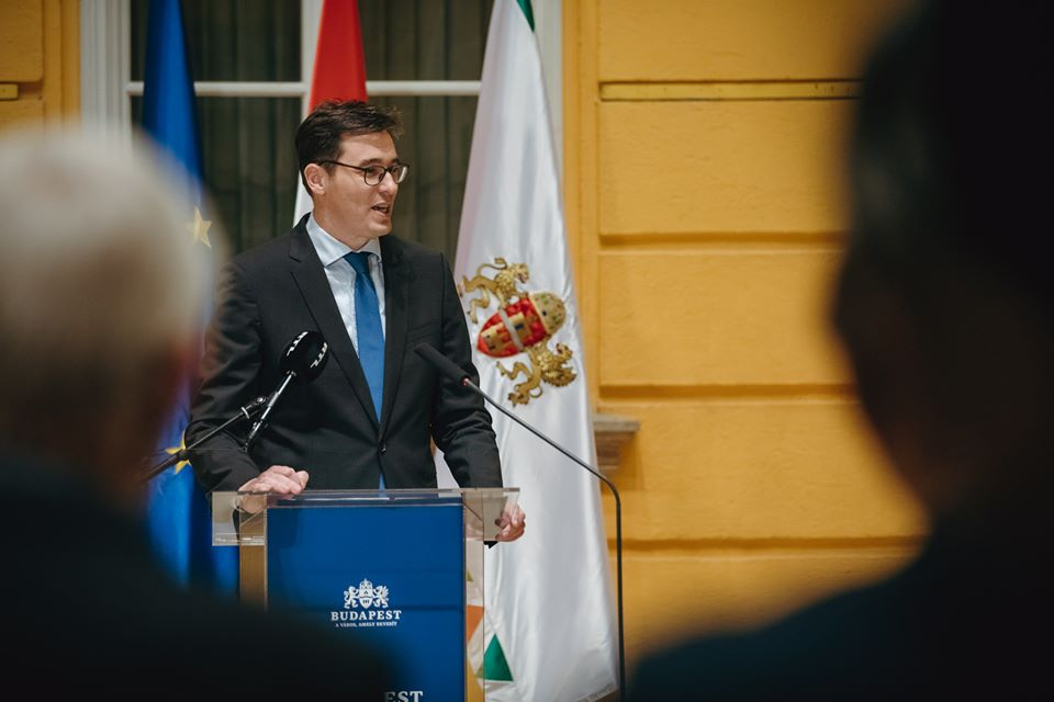 "Karácsony: ""Budapest People Set an Example of Cooperation"" post's picture"