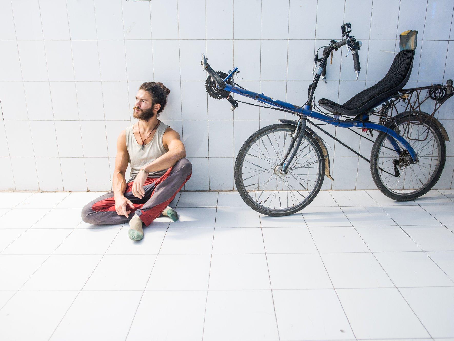 Hungarian Adventurer Who Followed Sándor Kőrösi Csoma's Way to Tibet, Stuck in Hospital Due to Coronavirus post's picture