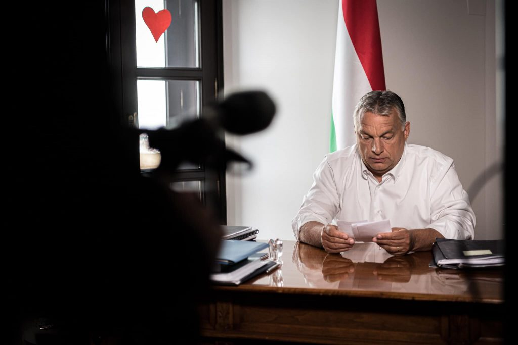Coronavirus: Orbán Announces Lifting of Curfew Restrictions in Budapest post's picture