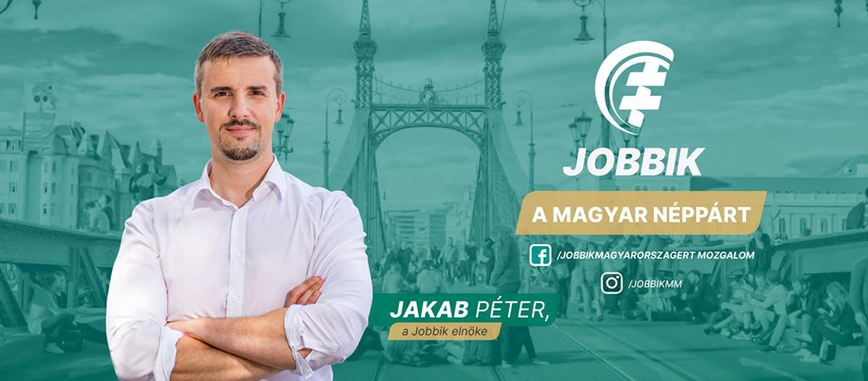 Jobbik Replaces Old Logo and Slogan post's picture