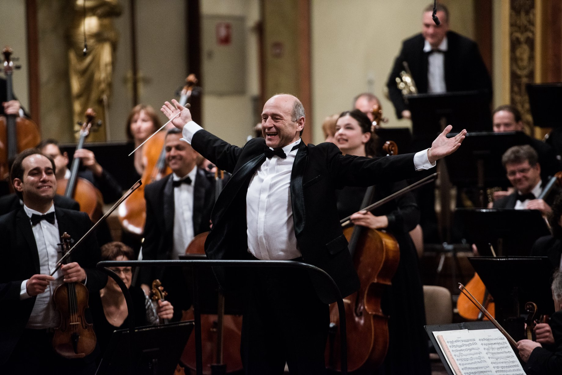 Budapest Festival Orchestra to Receive HUF 1.65 Billion Grant post's picture