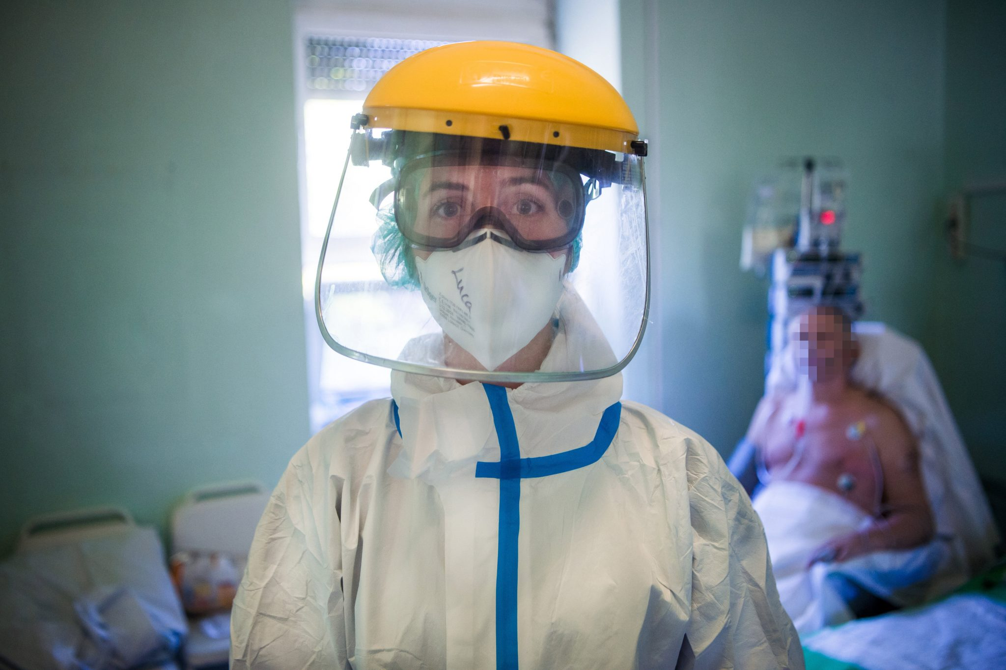 Faces from the Front Line of the Fight Against Coronavirus ...