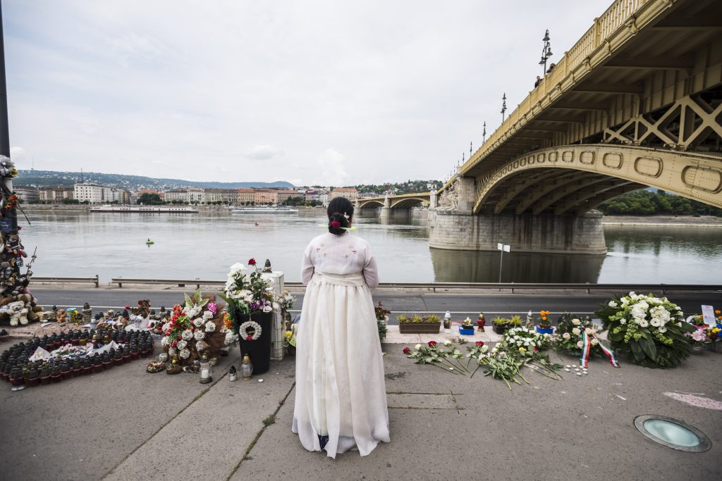 Hungary Commemorates First Anniversary of Tragic Hableány Boat Collision on Danube post's picture