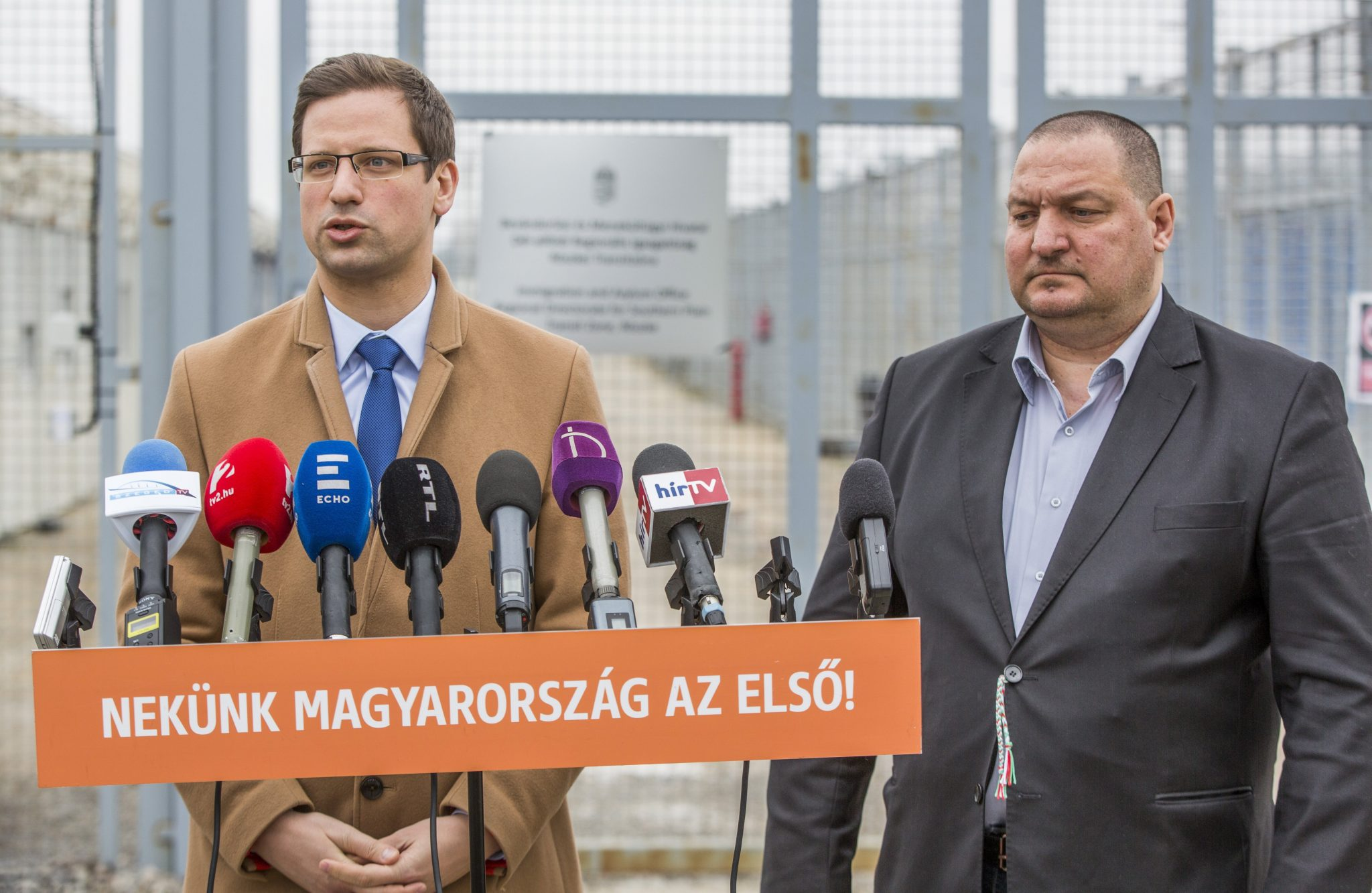 Gov't to Scrap Transit Zones after CJEU Ruling post's picture