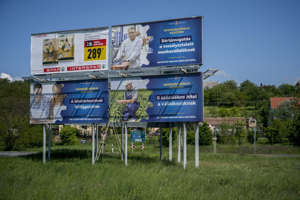 Gov't Starts New Billboard Campaign to Advertise Economic Action Plan post's picture