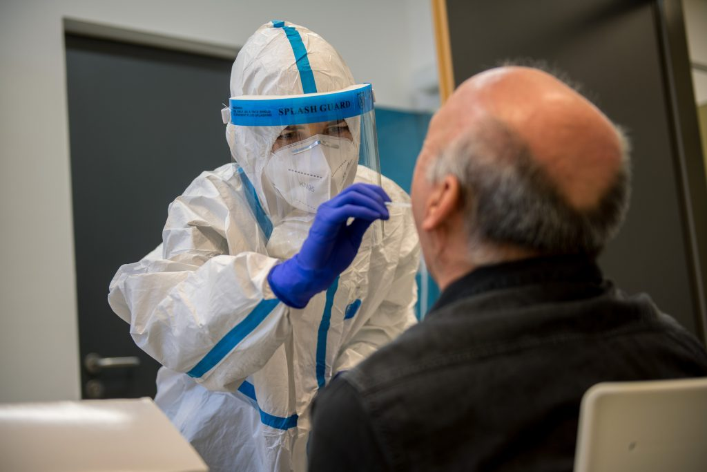 No More Free Coronavirus Testing for Inbound Travelers as of Saturday post's picture