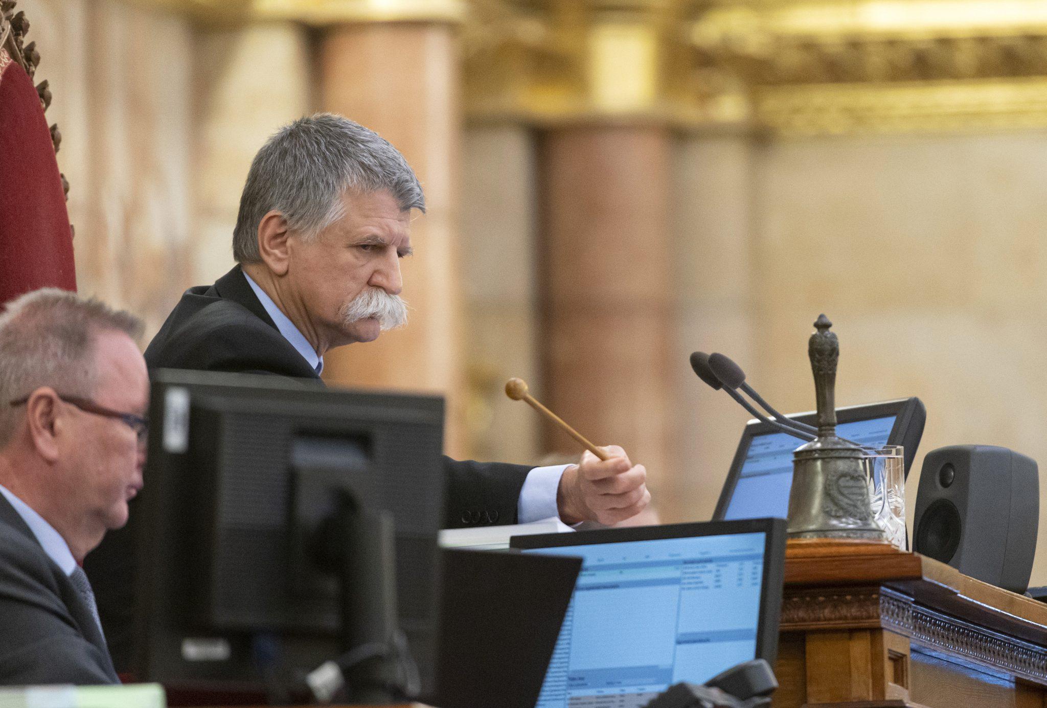 House Speaker: Hungary's Future Hinges on 2022 Election Winner