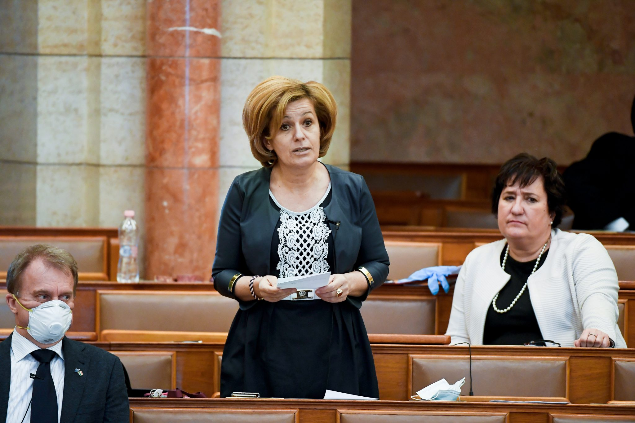 Coronavirus: MSZP Proposes Parlt Cttee to Investigate Harm Caused by Gov't Measures post's picture