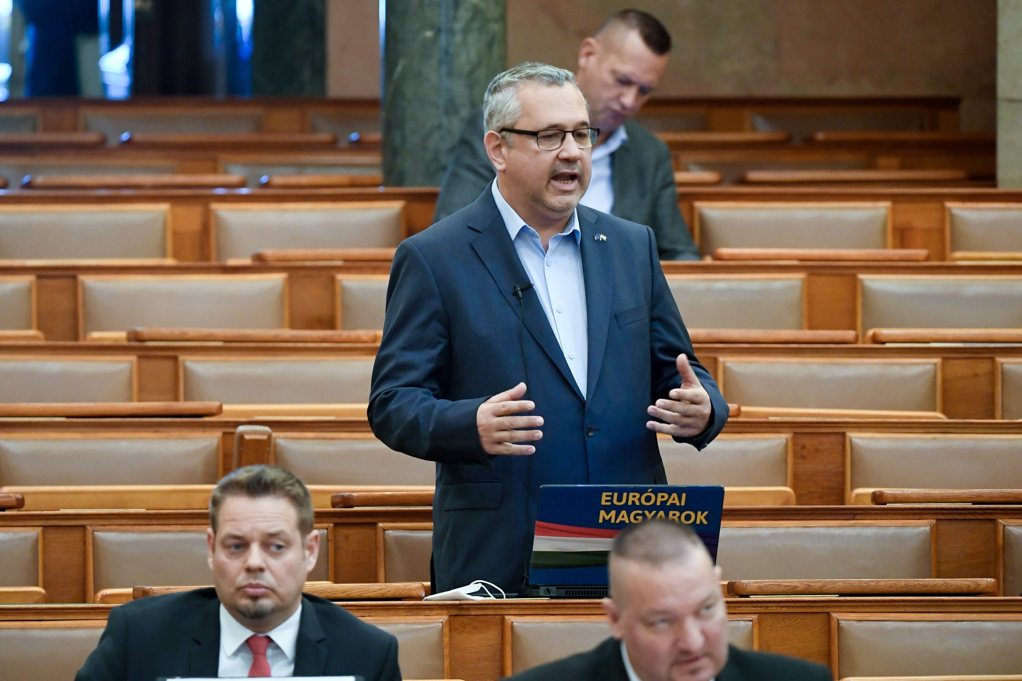 Coronavirus – DK: Gov't Intends to Keep 'Unlimited Powers' post's picture