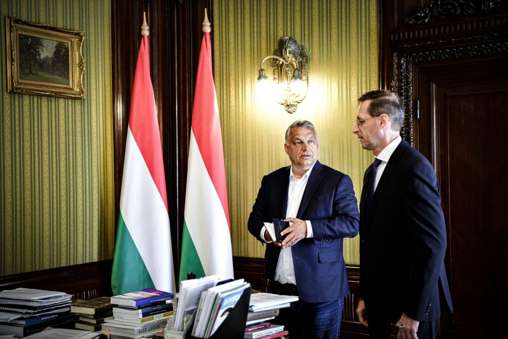 Coronavirus – Orbán: Focus of Crisis Management on Job Creation post's picture