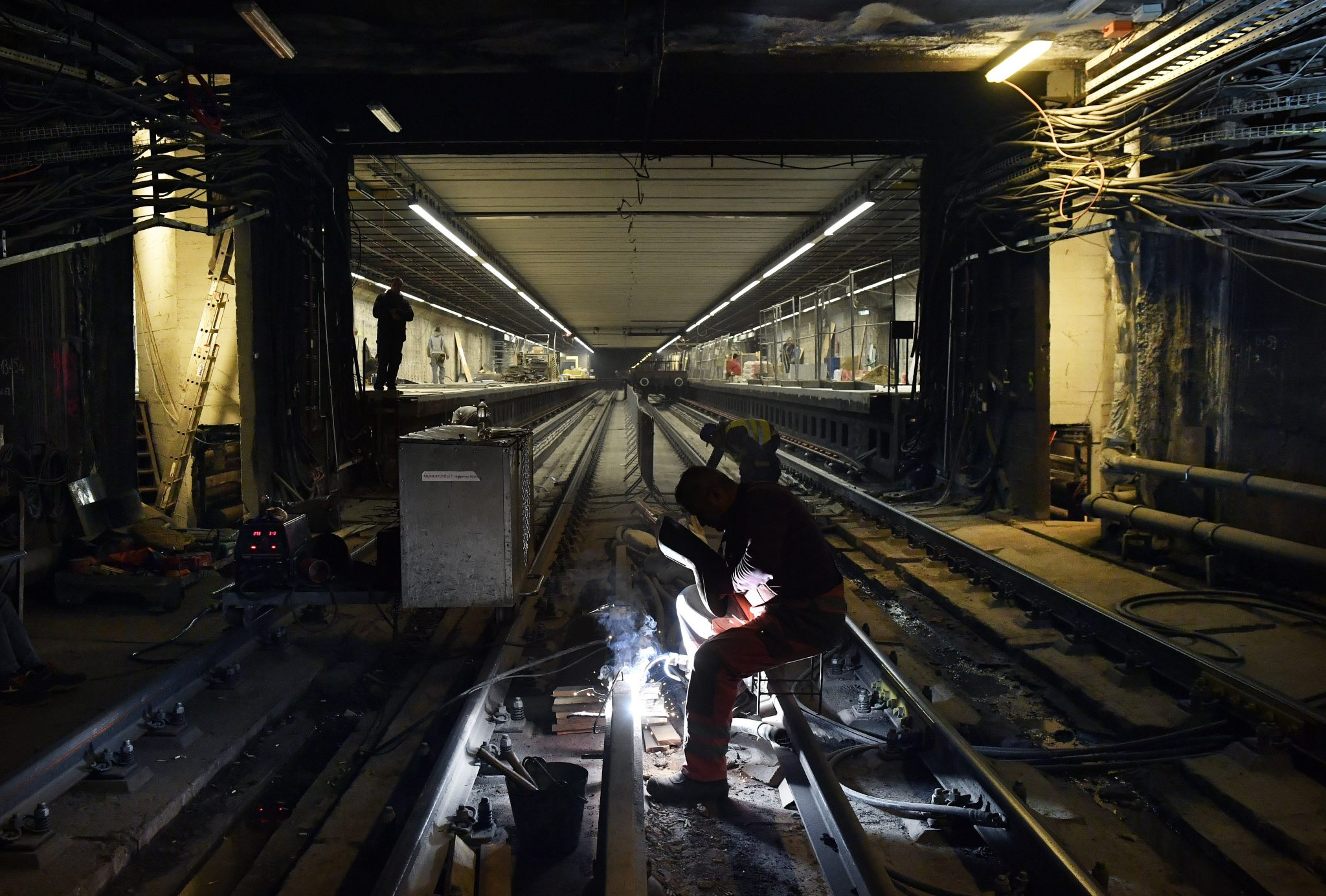 Renovation of Metro Line 3: Upheaval on Üllői Street Begins post's picture