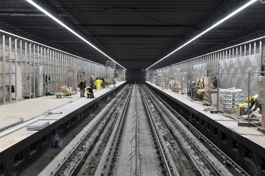 BKV: Revamp of Budapest Metro Line 3 Central Section to Continue post's picture